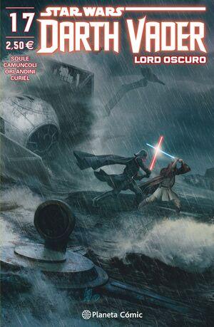 STAR WARS DARTH VADER LORD OSCURO Nº 17/25