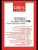 REVISTA CIDOB D' AFERS 126: RESURGIMIENTO DE LA DERECHA EN AMÉRICA LATINA: NUEVA