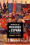 HISTORIA DE LOS MULSUMANES EN ESPAÑA