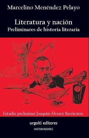 LITERATURA Y NACIÓN