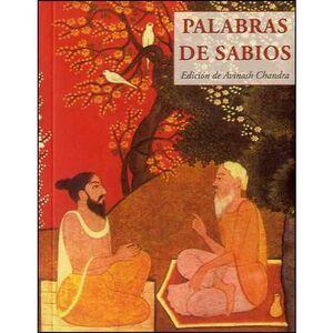 PALABRAS DE SABIOS