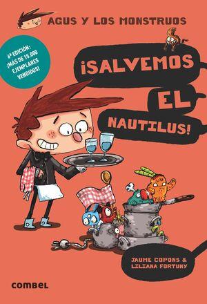 AGUS Y LOS MONSTRUOS 2 - SALVEMOS EL NAUTILUS!