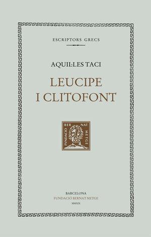 LEUCIPE I CLITOFON - CAT