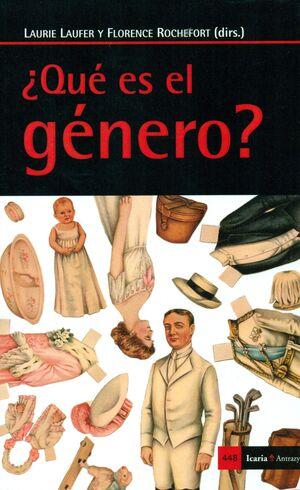 QUE ES EL GENERO?