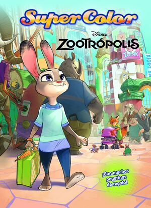 ZOOTROPOLIS. SUPERCOLOR