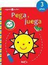 PEGA Y JUEGA  SOL +3