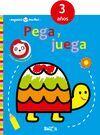 PEGA Y JUEGA TORTUGA  +3